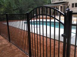 Wood Privacy Fence - Loganville Alcovy Fence
