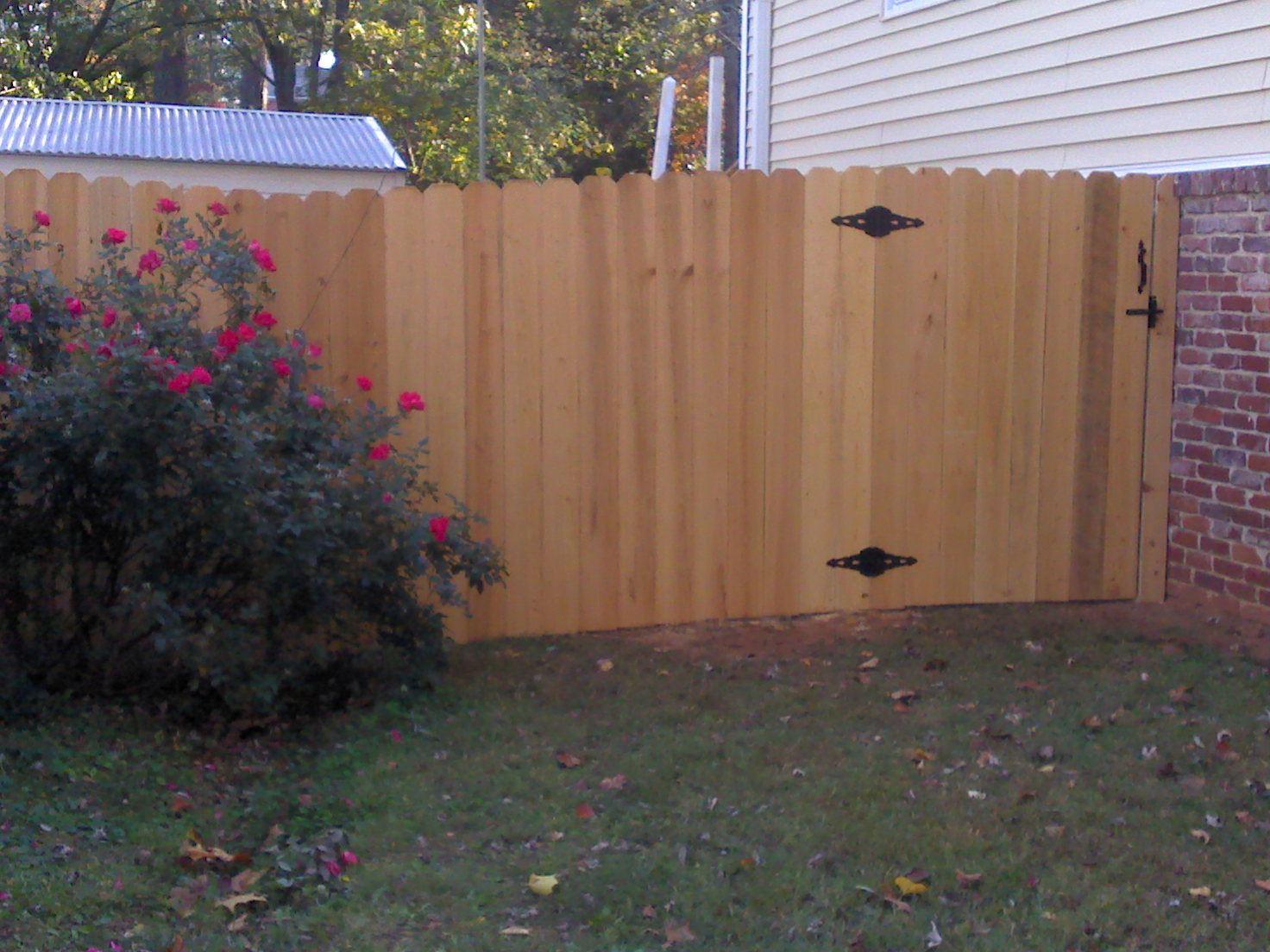 Wood Fence Gallery