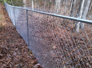 Chain Link Fence - Loganville Alcovy Fence